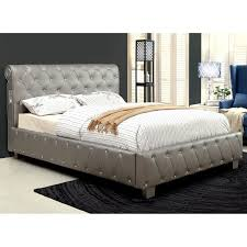 furniture of america dahsiel platform bed set with bluetooth
