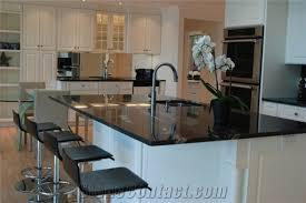 black granite kitchen island black granite kitchen island top from united states