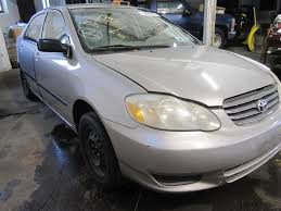2003 used toyota corolla used toyota corolla parts tom s foreign auto parts quality