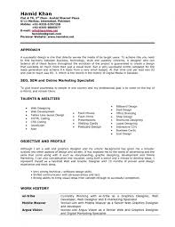 Resume Samples Graphic Designer by Senior Web Designer Resume Sample Free Resume Example And
