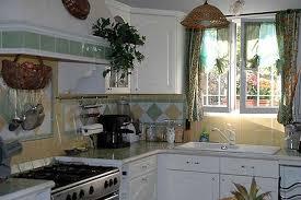 decoration rideau pour cuisine fascinant decoration cuisine provencale galerie rideaux sur