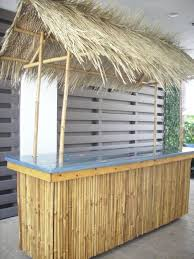 plain decoration tiki roof beauteous how to build a tiki bar with