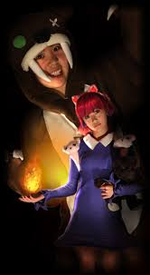 2013 halloween costumes annie u0026 tibbers cosplay league