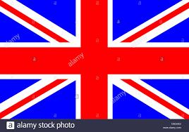 drawing of the british flag union jack stock photo royalty free