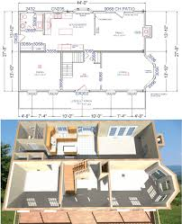 Colonial House Plan by Bedford Modular Colonial House