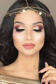 makeup for wedding 24 charming gold makeup looks from day to gold