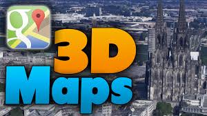Google Maps Meme Google 3d Maps Tutorial How To Activate 3d Mode Youtube