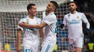 Real Madrid Real Madrid Stumble Against Numancia But Reach Cup Quarters