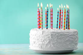 make a wish blowing birthday candles boosts bacteria on cake