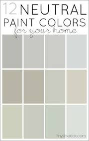 how to choose neutral paint colors 12 perfect neutrals neutral