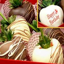 White Chocolate Covered Strawberries Delivery Birthday Large Chocolate Covered Strawberry Gift Box