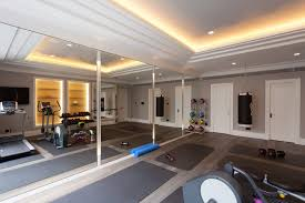 Home Gym Ideas 100 Home Gym Ideas Home Gym With Beige Walls Ideas U0026