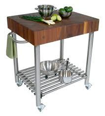boos butcher block kitchen island boos walnut cucina d amico cart 5 end grain block steel base