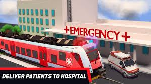 Ambulance Driver Meme - ambulance driving game patient delivery train sim by train