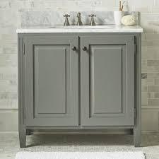 Bathroom Furniture Vanities  Bath Towers Crate And Barrel - Bathroom vanity furniture