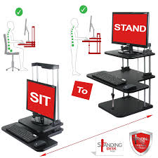 How Often Should You Stand Up From Your Desk Stand Up Sit Down Desk Benefits Best Home Furniture Decoration