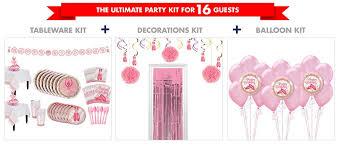 Ballerina Decorations Ballerina Party Supplies Ballerina Birthday Party Party City