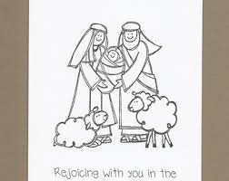 printable christmas cards to color religious chrismast cards ideas