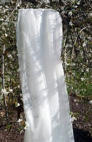 Curtain Drapes For Weddings White Wedding Tulle One Curtain Sheer Net Lace White Curtain
