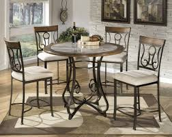 dining room fancy round dining table sets ten guests with