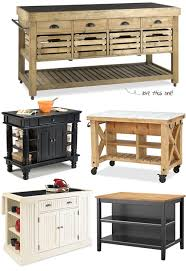i could live here farmhouse kitchen island brittany stager