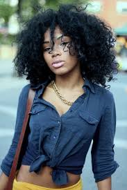 medium length afro caribbean curly hair styles messy curls hairstyles for black women au natural pinterest