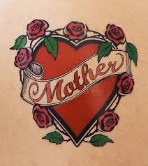 touching mom dad tattoo ideas