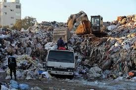 mitsubishi lebanon picture lebanon u0027s garbage crisis abc news