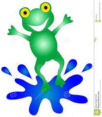 cartoon jumping frog clipart panda free clipart images