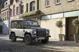 jaguar land rover defender land rover defender production could go into 2016