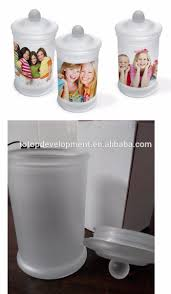 ceramic kitchen canister sets sublimation blank ceramic kitchen canister for peper salt sugar