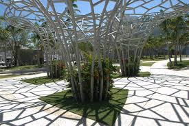 Pergolas In Miami by Melk Landscape Architecture U0026 Urban Design Soundscape Park 9