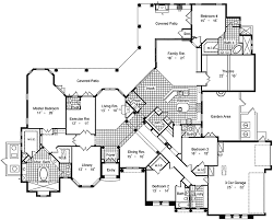 luxurious home plans luxury home floor plans