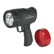 cyclops varmint gun light gsm flashlights batteries poway weapons gear
