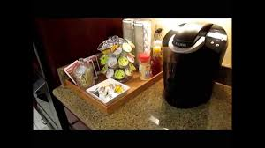how to set up home coffee station youtube