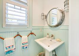 cute beach themed bathroom with regard to attractive property