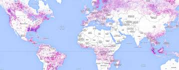 Time Zone Map For Usa Interactive Map Global Forest Watch