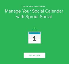 4 steps for creating a social media calendar sprout social