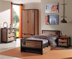 deco industrielle atelier design d u0027intérieur de maison moderne chambres au look industriel