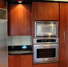 Kitchen Oven Cabinets Home Improvement Where To Put That Microwave Tips And Kitchen