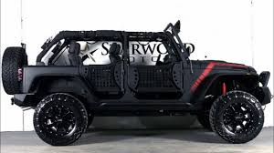 full metal jacket jeep 2013 jeep wrangler unlimited el diablo by starwood motors youtube