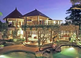 adorable exterior balinese home design exterior yustusa