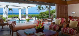 luxury bungalows in hawaii mauna lani bay hotel