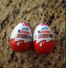 easter eggs surprises kinder chocolate eggs banned in the u s babycenter