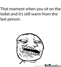 Sittin On Tha Toilet Meme - sitting on the toilet by renmar meme center