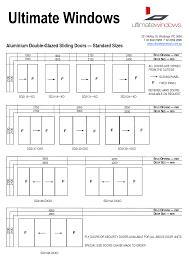 Double Car Garage by Standard Door U0026 Collection Of Standard Doors Inc Classic Wooden