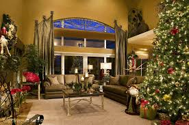 christmas decorating ideas living room reclining sofa with chaise