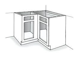 outside corner cabinet ideas outside corner base cabinet best corner cabinet kitchen ideas on