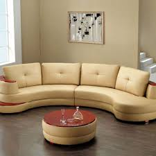 picture of round ottoman coffee table