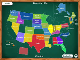 Us Map Games United States Map Puzzle App Images Diagram Writing Sample And